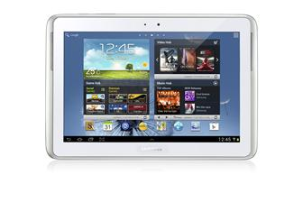 Samsung Galaxy Note 10.1 tablet PC