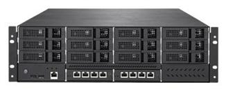 Lanner RS12-38700 12-bay RAID SAS storage appliance