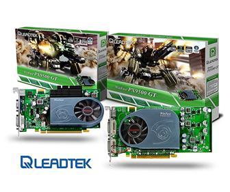 Leadtek WinFast PX9500 GT series graphics card