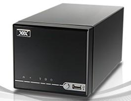 VIA ARTiGO A2000 barebone storage mini-server