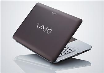 Sony Vaio W series netbook
