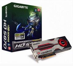 Gigabyte GV-R587D5-1GD-B graphics card