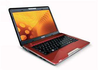 Toshiba Satellite T135 ultra-thin notebook