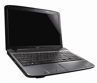 Acer Aspire 5738DG-6165 3D notebook