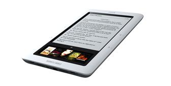 Barnes & Noble ebook reader - nook