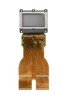 Epson 4K compatible HTPS TFT LCD panel for 3LCD projectors