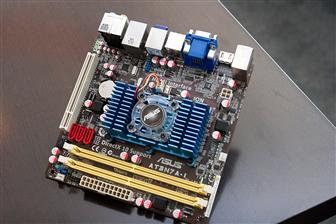 Asustek AT3N7A-I mini-ITX motherboard