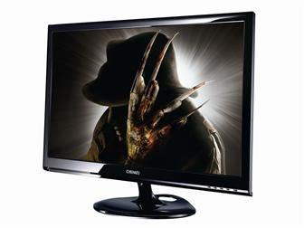 Chimei 23-inch LED-backlit LCD monitor -  the 23LH