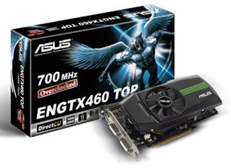 Asustek ENGTX460 TOP graphics card