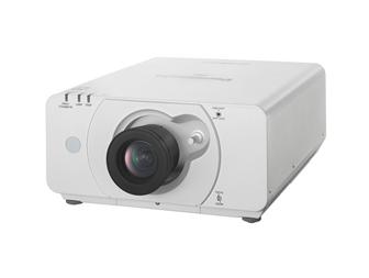 Panasonic high-performance single-chip DLP projector - PT-DZ570