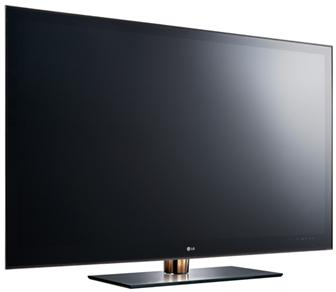 LG Full LED 3D TV, the LZ9700