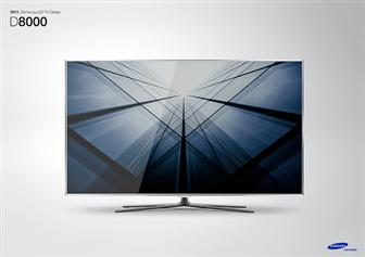 Samsung showcasing design innovations and smarter LED TV at CES 2011 - the LED D8000
