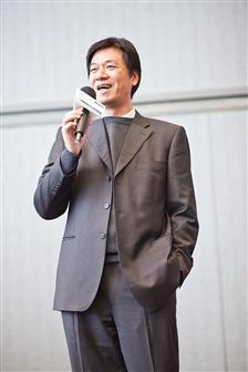 Alan Chang, General Manager of ViewSonic Asia Pacific and Europe (Photo: DIGITIMES)