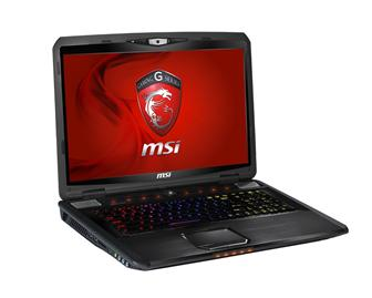 MSI GT780DX notebook