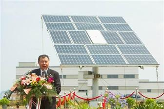 Summer Luo, Chairman of BIG SUN Energy group and TOPPER SUN Energy Technology