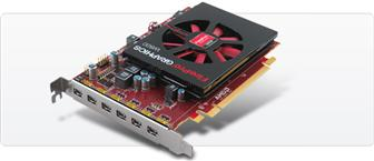 AMD FirePro W600 professional graphics card