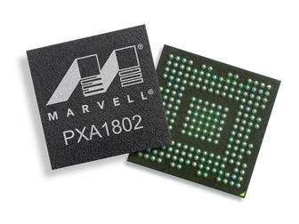 Marvell PXA 1802, Industry��s Most Advanced Multimode LTE Modem Chipset