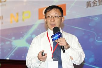 Campella Microsystems president and CEO, Dr. Cheng-chung Shih