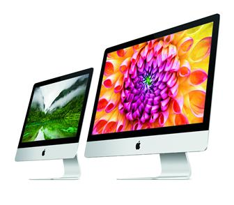 Apple new iMac all-in-one PC