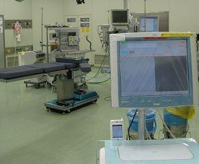 Shimane University Hospital installed Advantech's POC-C177 Point-of-Care terminals