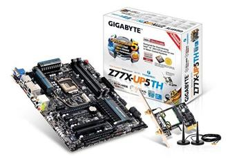 GIGABYTE Z77X-UP5 TH