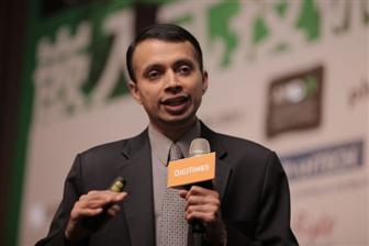 Arun Iyengar, corporate vice president and general manager of the AMD Embedded Solutions Group