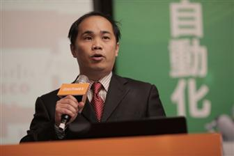 Charles Chiou, the Taiwan country manager of Viosoft