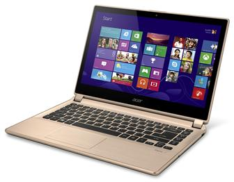 Acer Aspire V series notebook