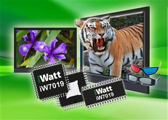 The iW7019 gives designers a rich set of integrated features to improve picture quality and render a more lifelike viewer experience