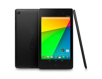 Google second-generation Nexus 7 tablet