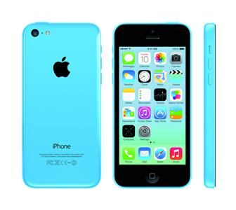 Apple iPhone 5c smartphone