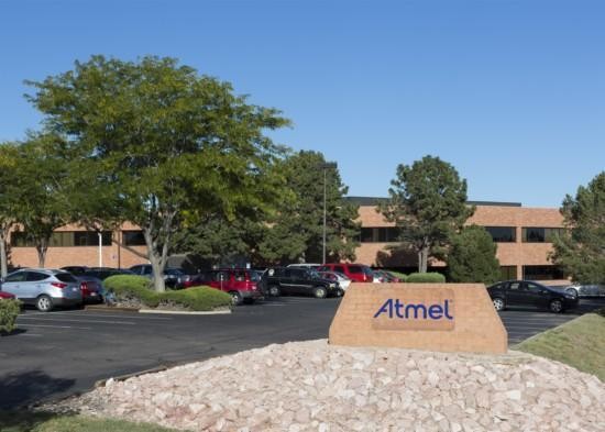 Atmel's XSense fab in Colorado Springs