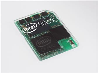 Intel Edison computing solution