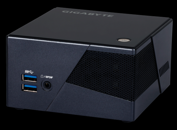 GIGABYTE launches BRIX Pro featuring Intel Iris Pro graphics