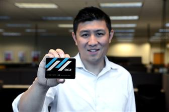Alex Mei, CMO of OCZ Storage Solutions
