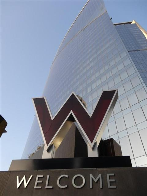 W Hotel chooses EverFocus as a preferred Security System Provider