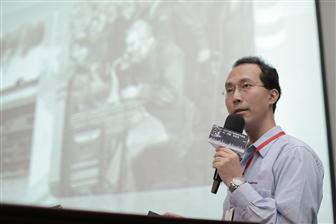 Roger Shyu, Manager, Axiomtek Co., Ltd.