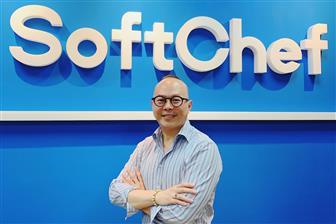SoftChef founder and CEO Josh Chai  Photo: Vicky Liu, Digitimes, October 2019