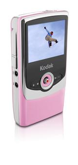 Kodak Zi6 Pocket Video Camera (black and pink available)