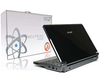OCZ Neutrino DIY netbook