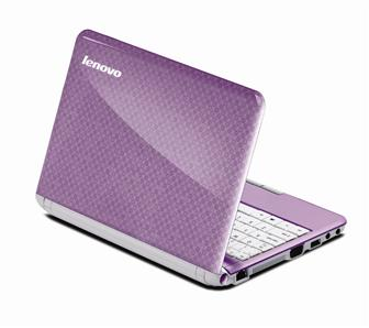 Lenovo IdeaPad S10-2 netbook with 3G capability