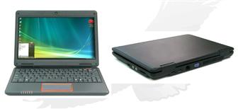 Kinpo VIA-based 11.6-inch N03V netbook