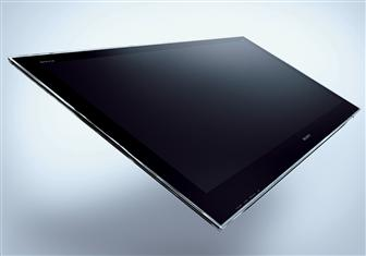 Sony Bravia XBR10 ultra-thin LED TVs