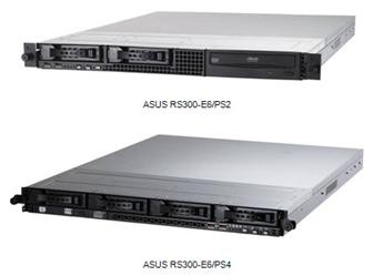 Asustek RS300-E6 series servers