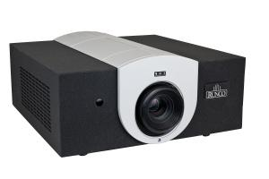 Planar lampless LED projector