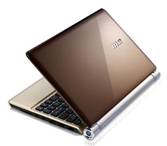 MSI Wind U160 netbook