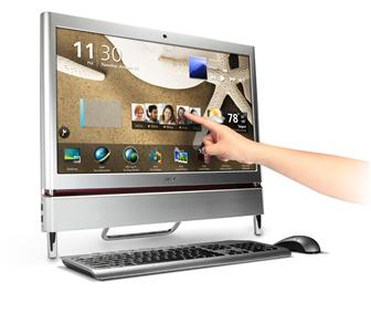 Acer Aspire Z5710 all-in-one PC