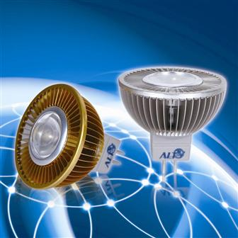 ALT Aurora MR16 V5 LED bulb