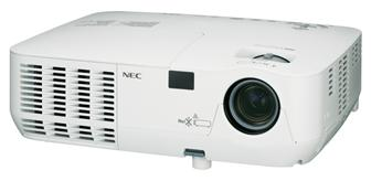 NEC NP115 3D-ready projector