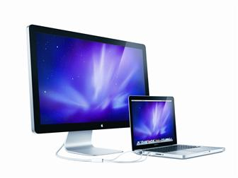 Apple 27-inch LED Cinema Display monitor
